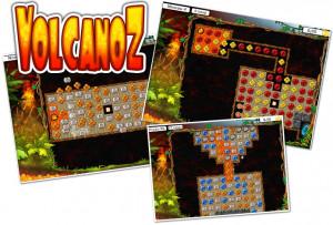 Jouez gratuitement à Volcanoz sur Prizee